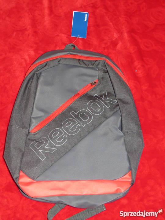 3a09a2baa6033 Plecak szkolny Reebok Piła - Sprzedajemy.pl
