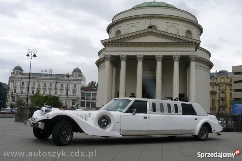 Najlepsza EXCALIBURCHRYSLER LIMOsamochody do Warszawa