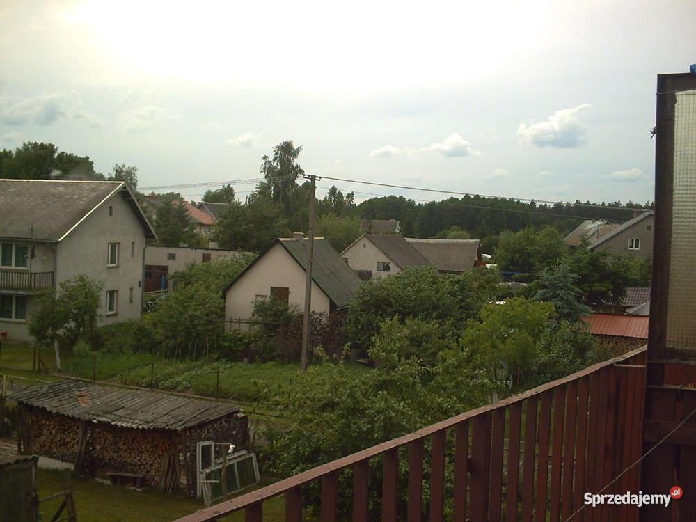 mieszkanie na mazurach Ostróda