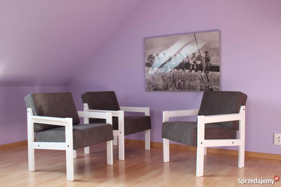 Fotele Warszawa