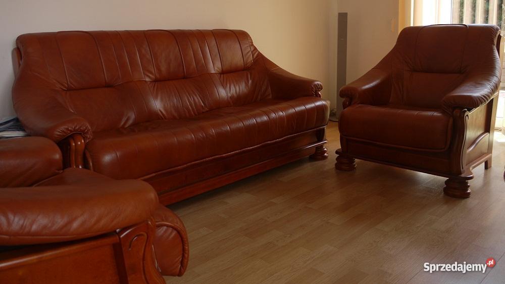 wypoczynkowy 311 SKÓRA fotel sofa KRAKÓW swarzę Kraków
