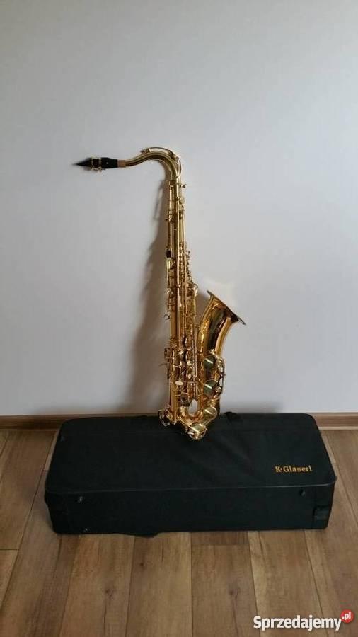 Saksofon Tenorowy blaszane śląskie Dzięgielów
