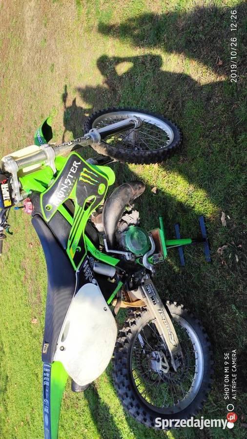 Kawasaki Kx 125. Po remoncie Piorunka - Sprzedajemy.pl