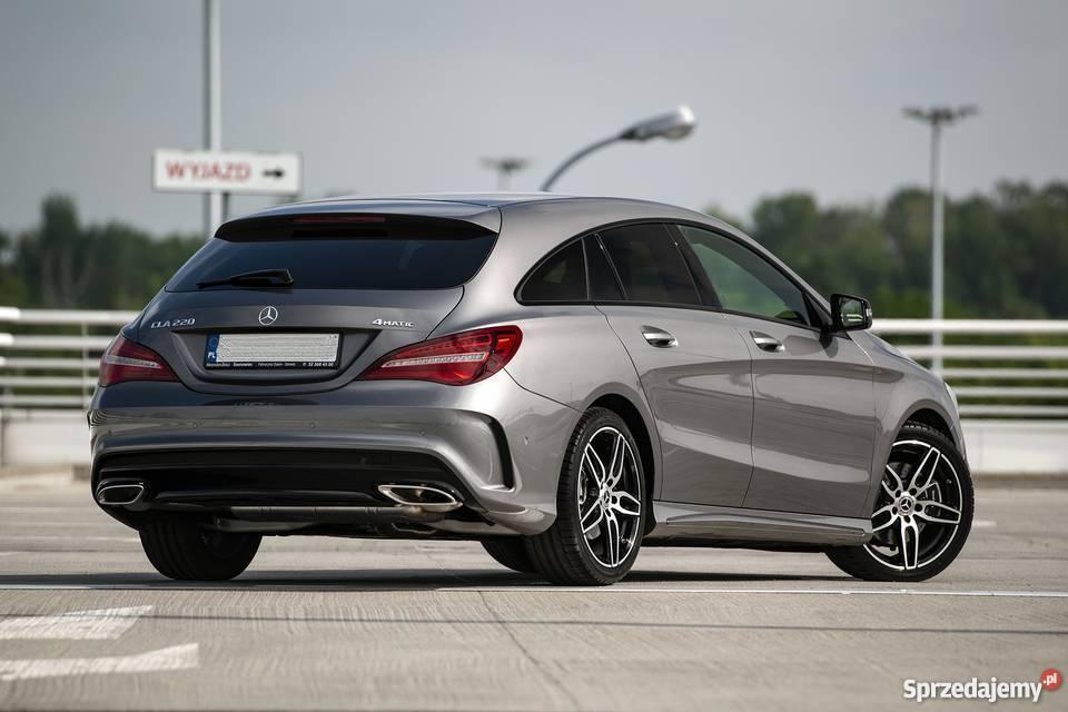 Najpiękniejsze kombi Mercedesa 4Matic 1 elektryczne lusterka Warszawa sprzedam