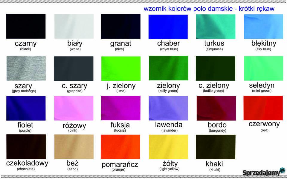 4a8a6660cc5b38 Koszulki, koszulka, POLO damskie, męskie Producent Łódź - Sprzedajemy.pl