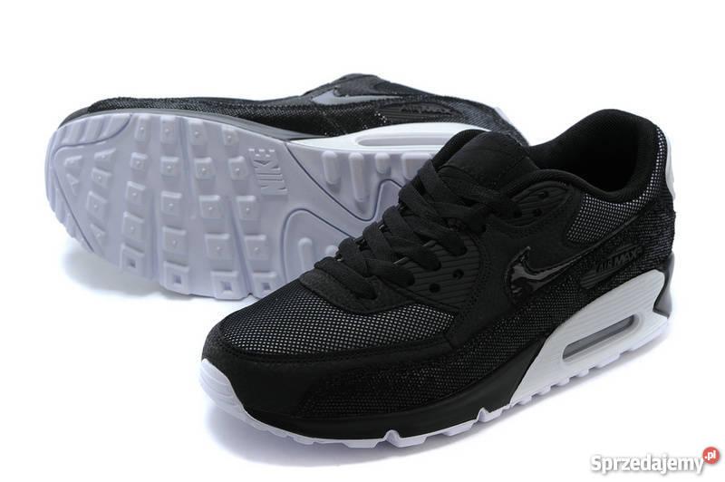 Nike Air Max 90 czarne 40 41 42 43 44 męskie
