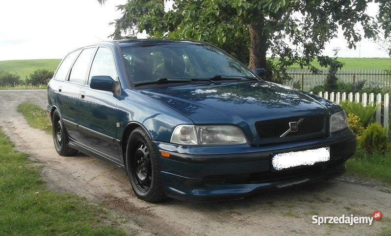Volvo V40 20 turbo benzyna V40 Lipsko