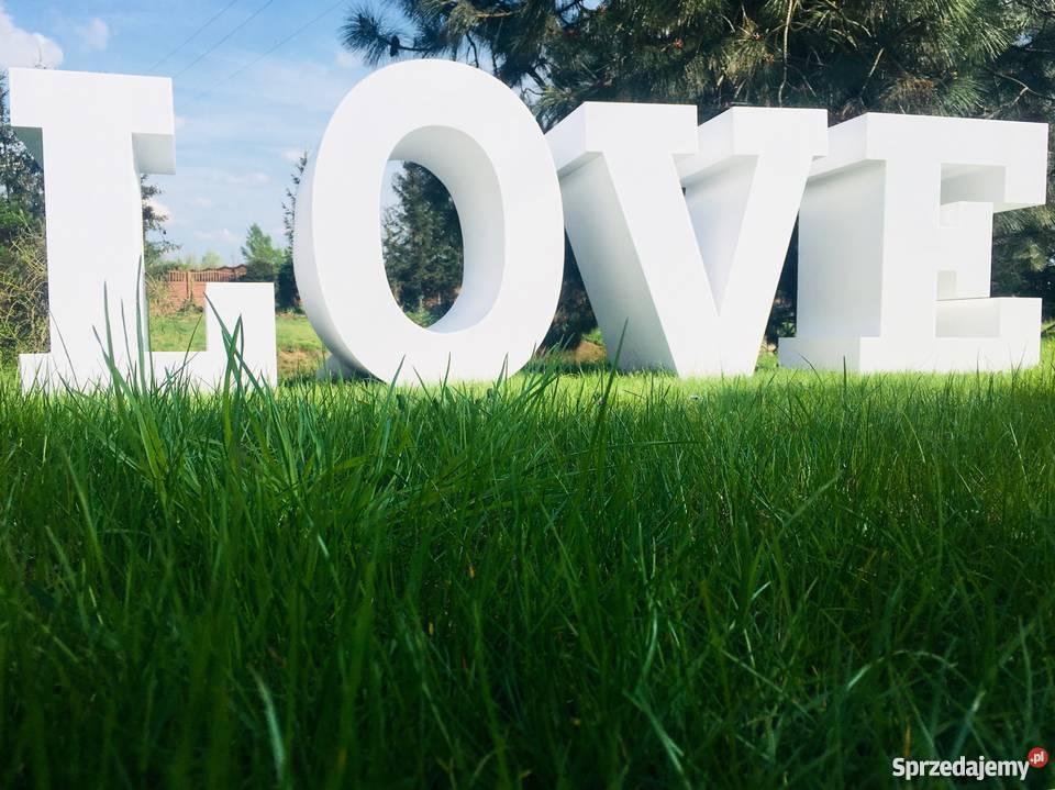STÓŁ LOVE NAPIS LOVE SŁODKI STÓŁ CUKROWA POKUSA mazowieckie Warszawa