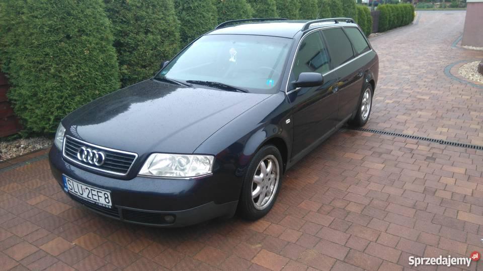 Audi a6 c5 19tdi 110 nieuszkodzony Boronów
