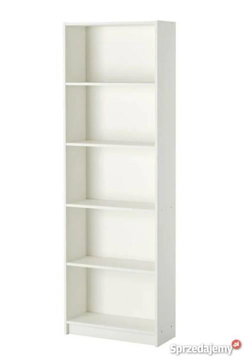 Regał Ikea Gersby 60 X 180 Cm Półki Biały