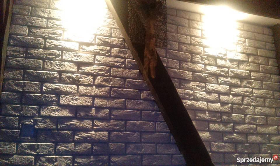 płytki gipsowe biała cegła gipsowa kamien mazowieckie Murawskie-Miazgi sprzedam