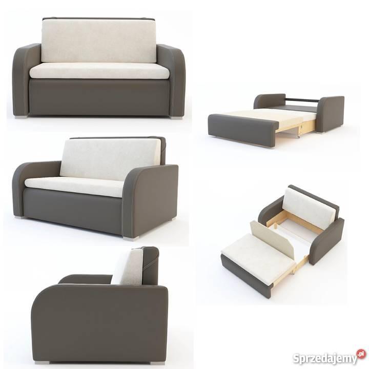 Sofa Rozkładana Z Pojemnikiem Na Pościel Sprzedajemypl