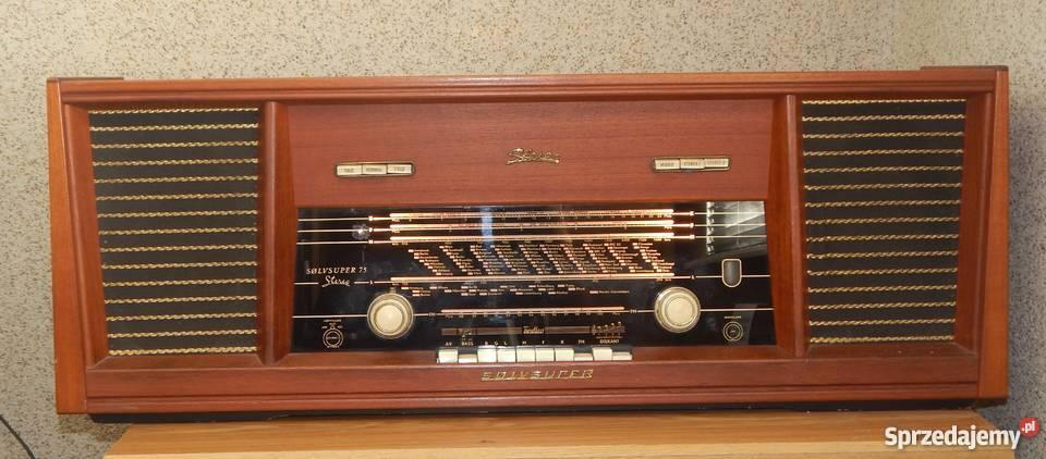 Radio lampowe   1959 1961r