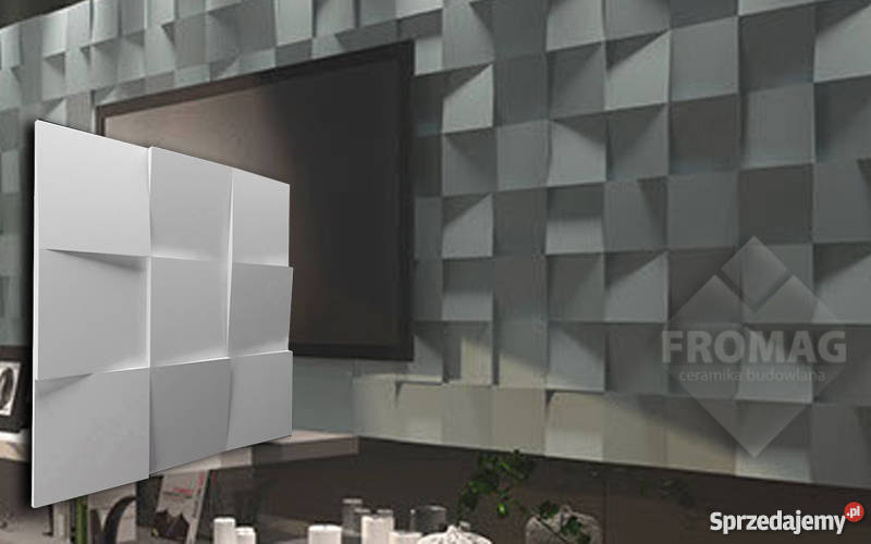 Płyty Dekoracyjne Panel 3d Panele ścienne