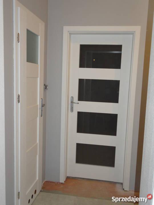 drzwi wewnętrzne ramowe i modułowe 3d