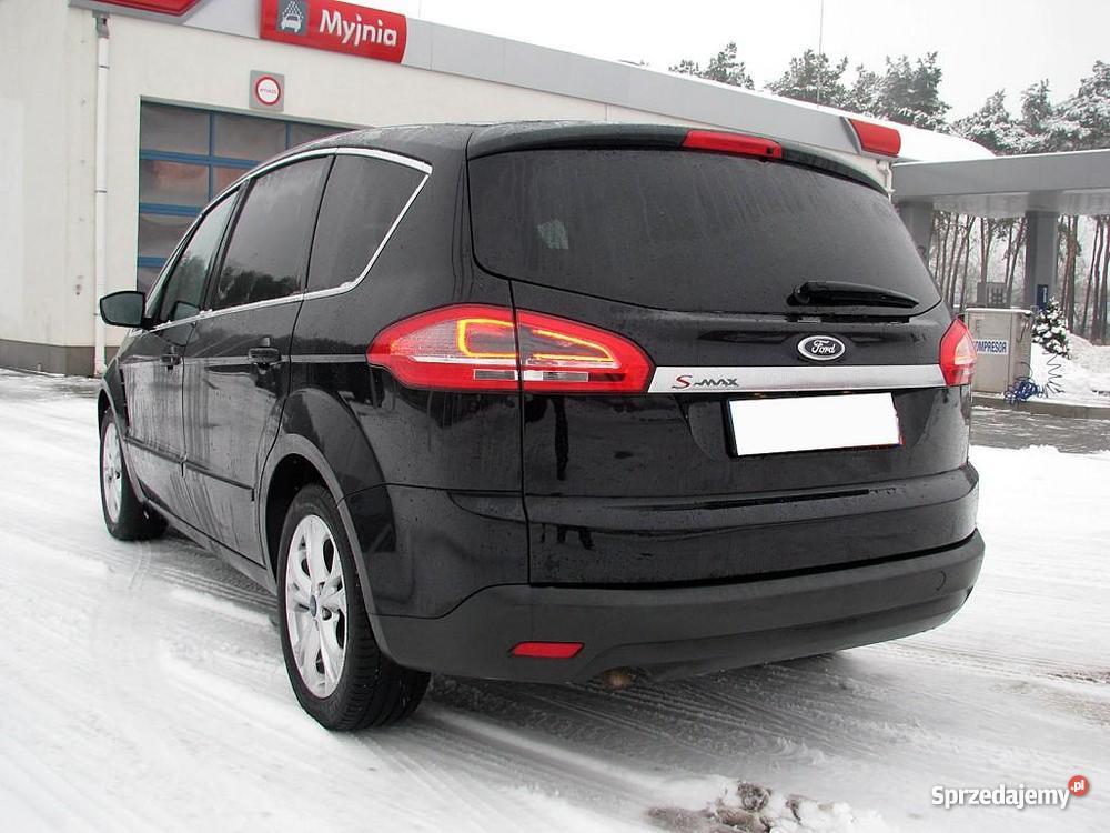 Do Ford S Rok produkcji 2011 Włocławek