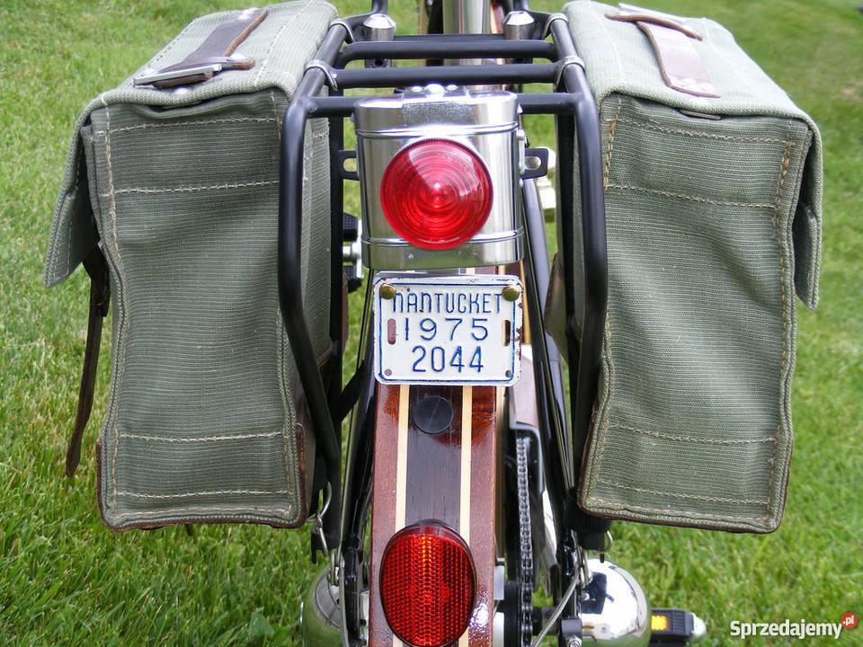 Tablice Rej do starych rowerów Replika tablic