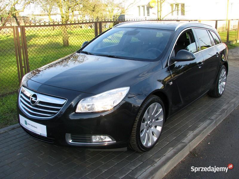 Opel Insignia manualna skrzynia biegów Włocławek