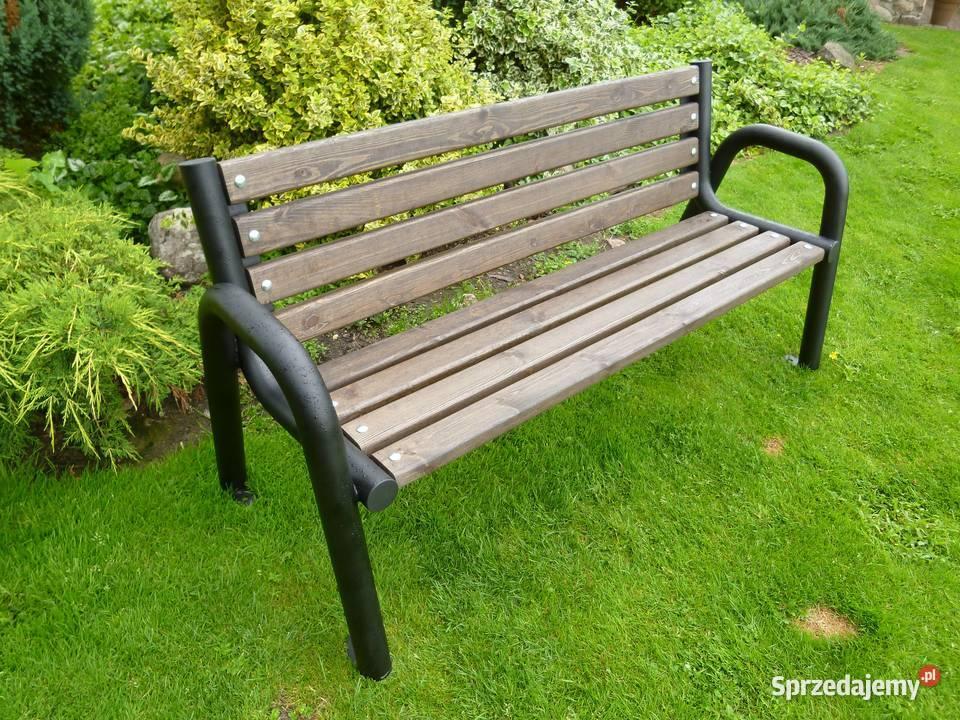 ławka   parkowa miejska ogrodowa Future  Atest +FV