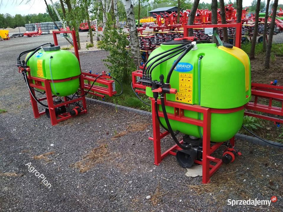 Opryskiwacz zawieszany do ciagnika Brandis 300 l 400 litrów