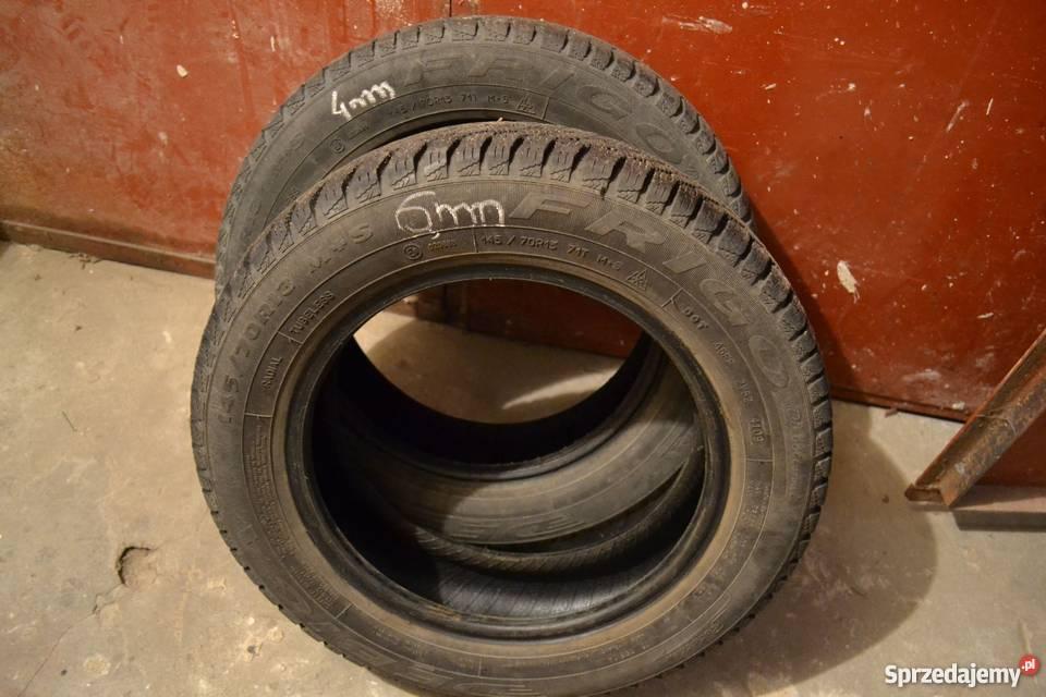 Okazja Opony Zimowe 13 Seicento Klocki Hamulcowe Seicento