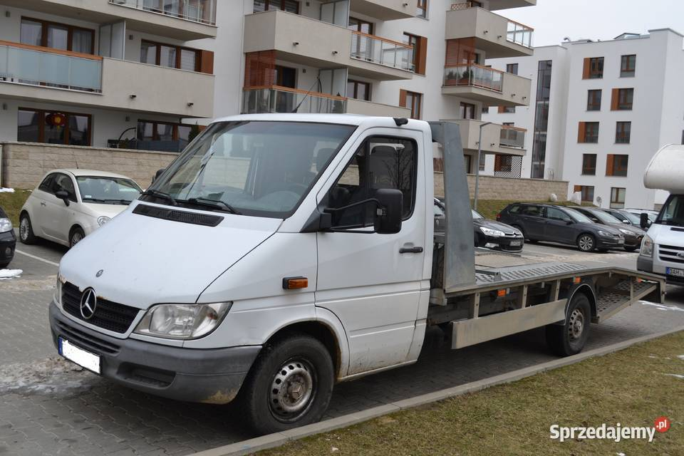 Mercedes Sprinter 313 autolaweta