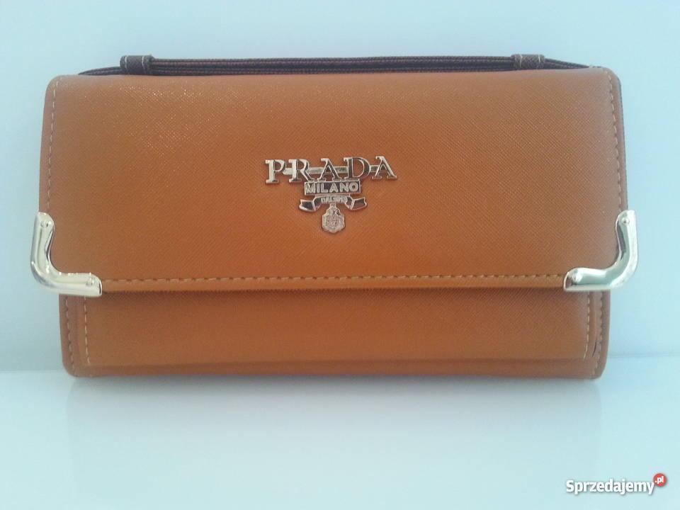 2175c6e5cb770 portfel prada Warszawa - Sprzedajemy.pl