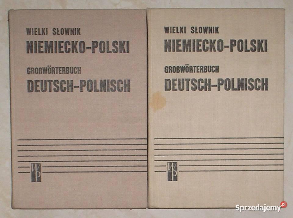 Wielki słownik niemiecko-polski. Jan Piprek, Juliusz Ippoldt