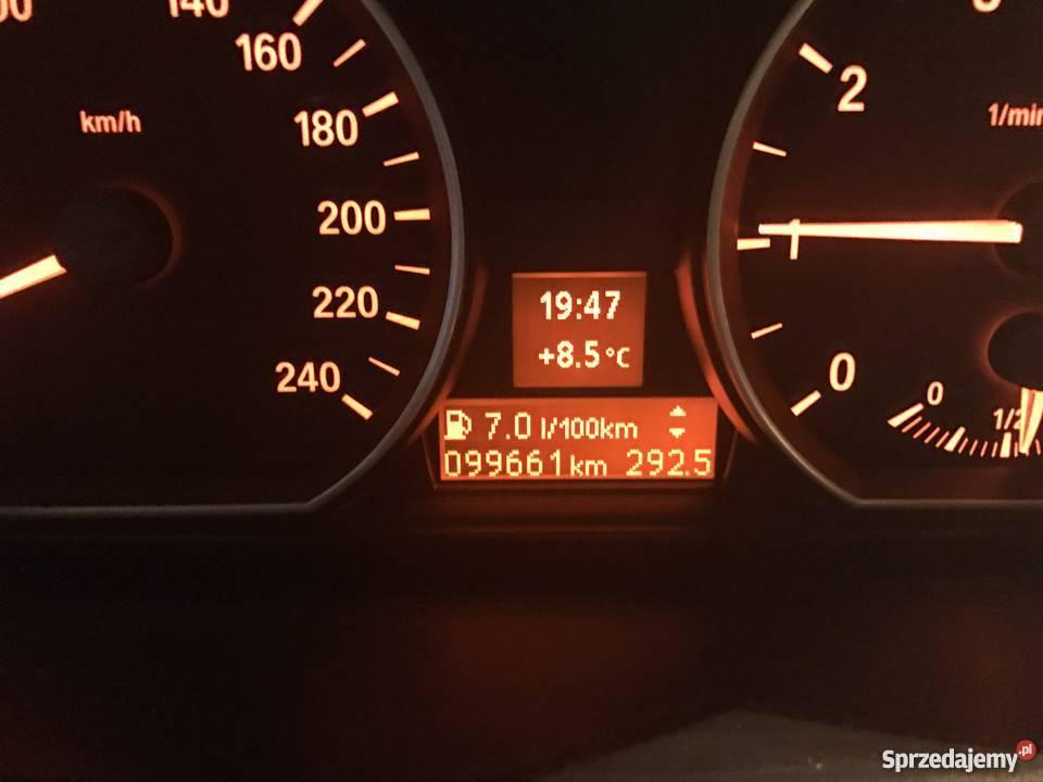 BMW seria 1 116i CZARNY IDEALNY STAN pierwszy właściciel Katowice