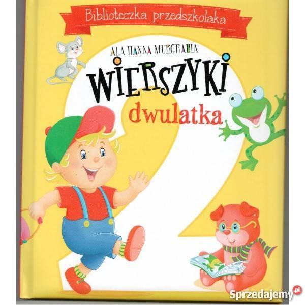 Biblioteczka Przedszkolaka Wierszyki Dwulatka