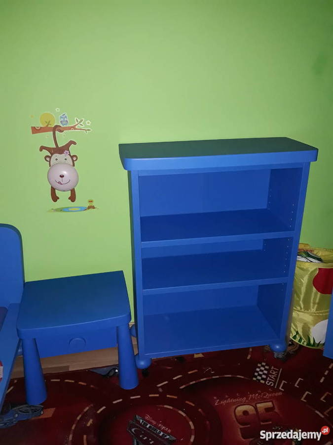 Meble Ikea Mammut Regał I Półka