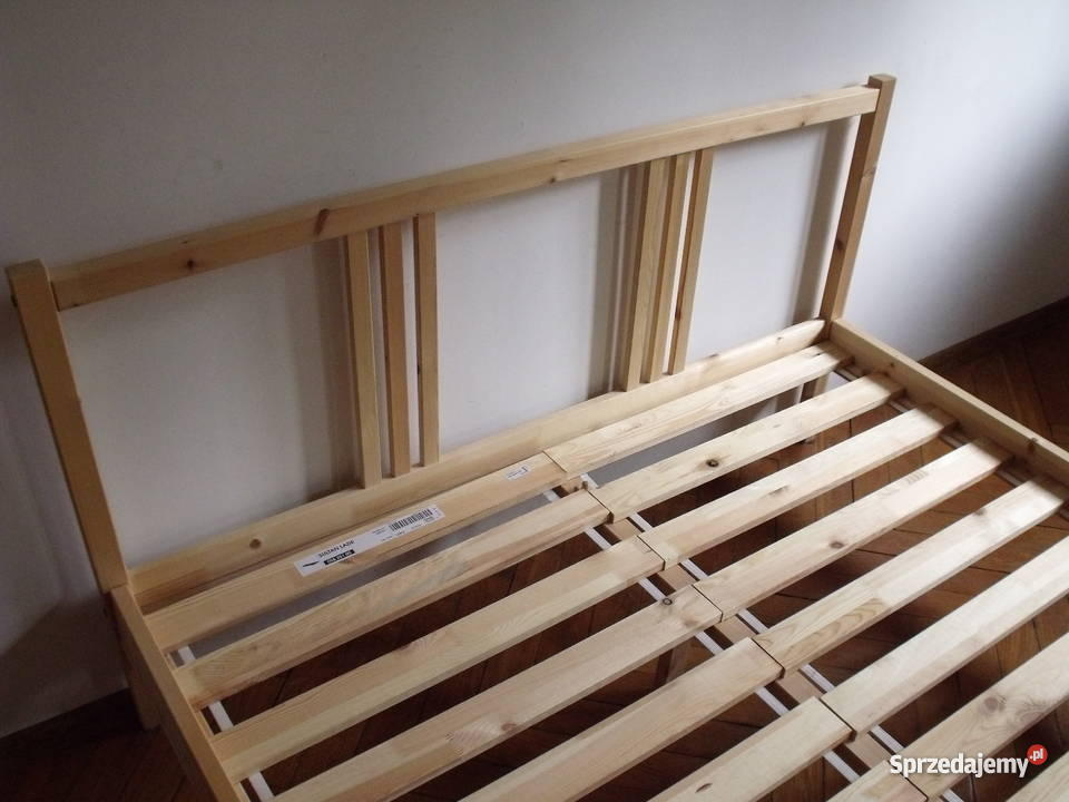 Rama łóżka Ikea Fjellse 140x200 Dno łóżka Sultan Lade Cena Do Negocjacji