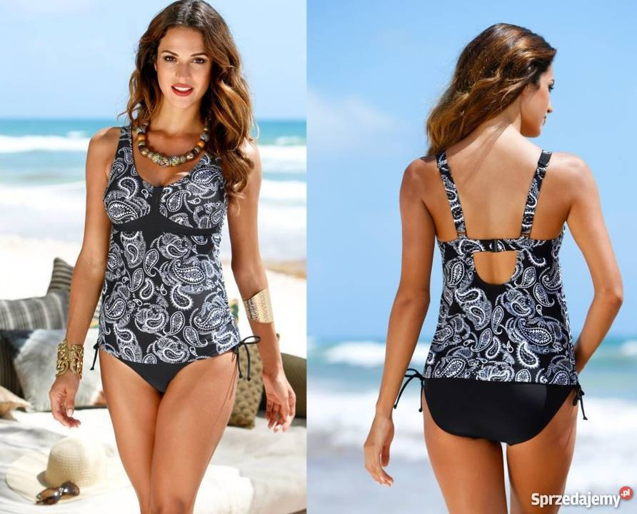 c15e870fd2653f strój kąpielowy jednoczęściowy wyszczuplający - Sprzedajemy.pl