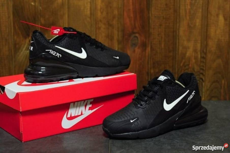 Nike Air Max 270 | TOP! | 40 45 | ROŻNE KOLORY
