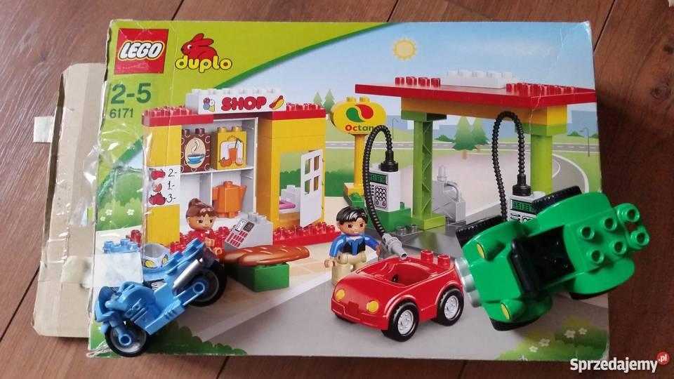 Lego Duplo 6171 Stacja Paliw Katowice Sprzedajemypl