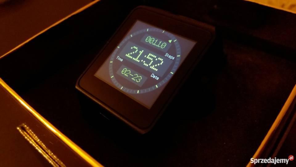 Smartwatch QW09 androd 3G wifi bluetooth 40 dolnośląskie Wrocław