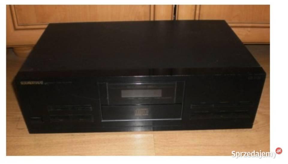 Odtwarzacz CD Soundwave cd-1100