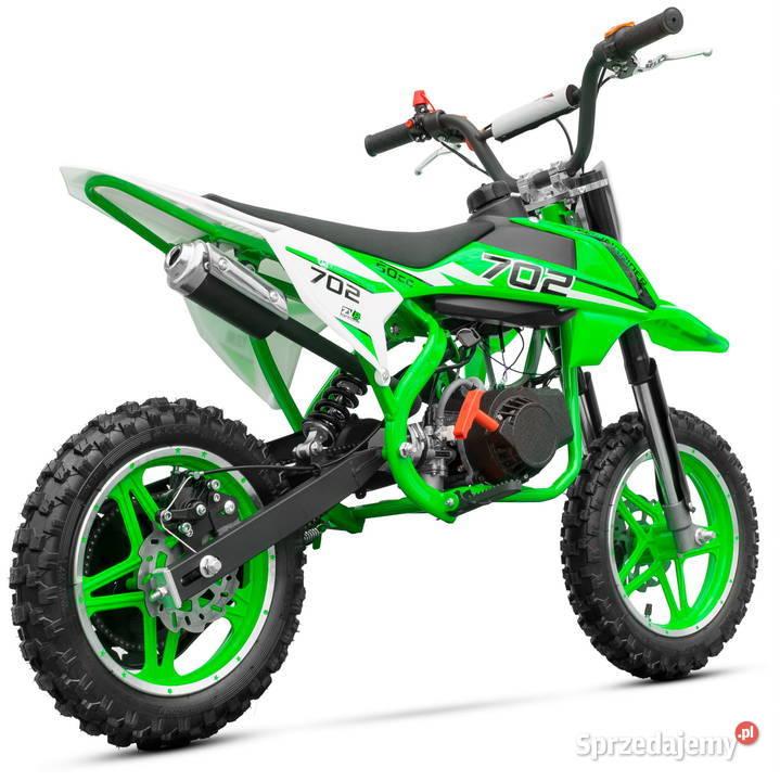 Mini Cross YD 702 50cc krosik crrosik na prezent dla dziecka