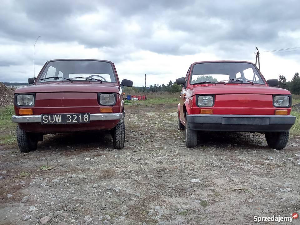 Fiat 126 1990 Maluch klasyk okazja 650cm3 sprzedam
