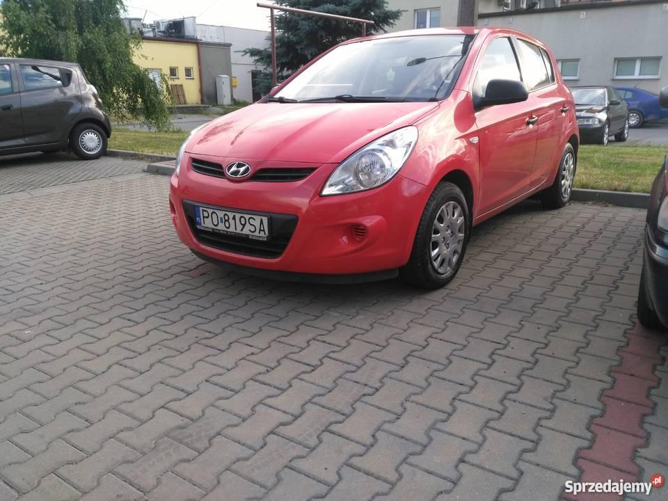 Najnowsze Ciężarowy VAT-1 Hyundai i20 zarejestrowany Tarnów - Sprzedajemy.pl RX23