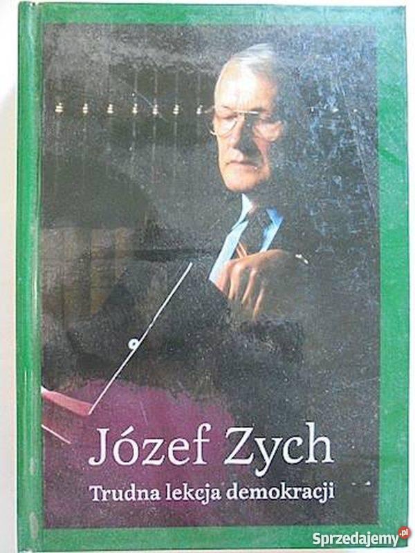 TRUDNA LEKCJA DEMOKRACJI ZYCH J Proza i poezja zachodniopomorskie Koszalin sprzedam
