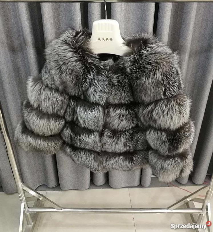 9450fadc39ab9 kamizelka z futra naturalnego - Sprzedajemy.pl