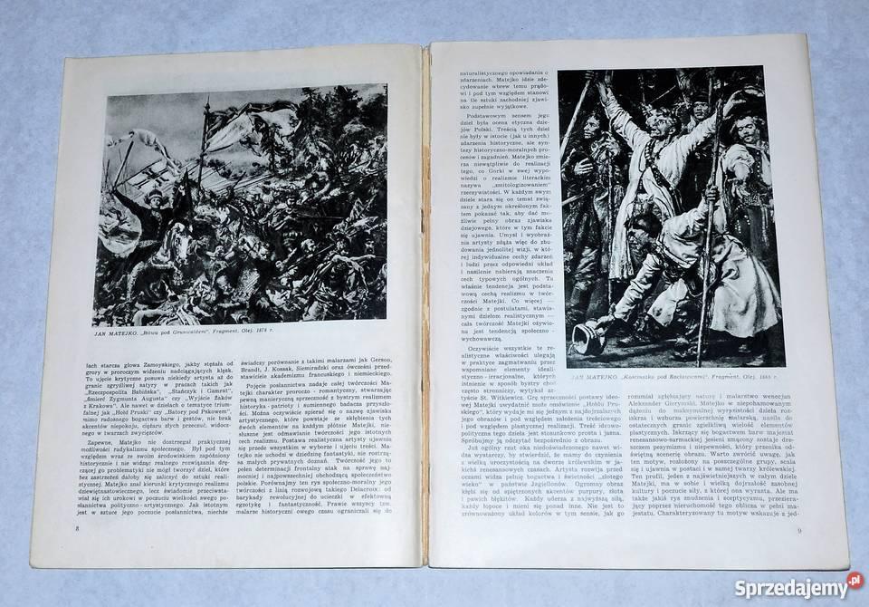 Przegląd artystyczny 112 1950 Kultura i sztuka Czasopisma Kultura i Rozrywka Warszawa