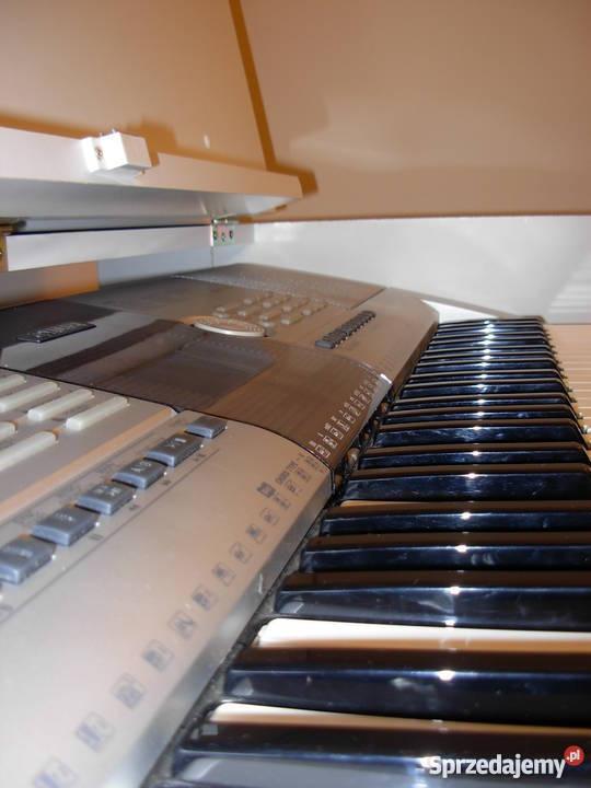 pianino cyfrowe keyboard yamaha psr 295 statyw futera. Black Bedroom Furniture Sets. Home Design Ideas
