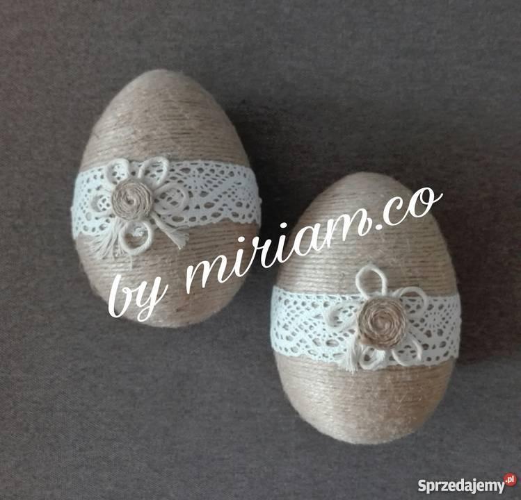 Wielkanoc ozdoby szydelko śląskie Czerwionka-Leszczyny sprzedam