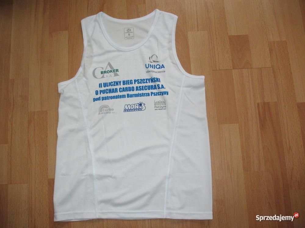 Koszulka techniczna do biegania rękawków Chorzów