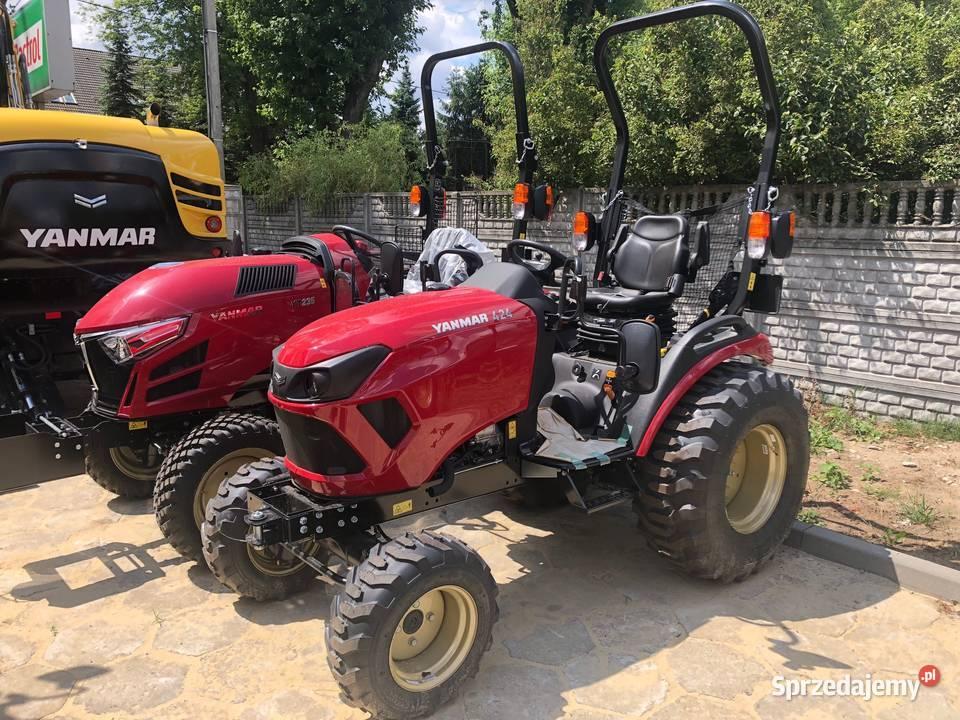 Nowy traktor YANMAR SA424 4x4 Hydrostat, Japan Kubota Iseki