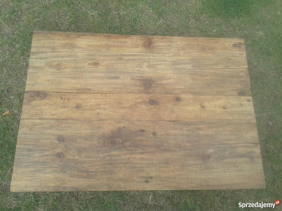 Zrobię blaty drewniane ze starego drewna Meble Kraków