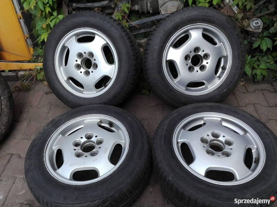 Tanio Felgi Aluminiowe Mercedes W124 190 W201 W202 Oponyny Skarżysko