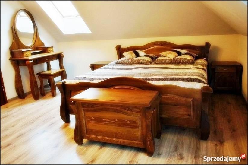 łóżko Love 160 X 200 Z Drewna Od Producenta Meble Katowice